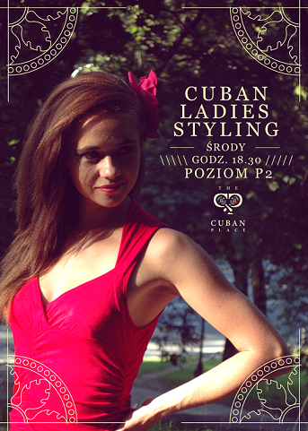 cuban ladies styling P2 z karoliną - m